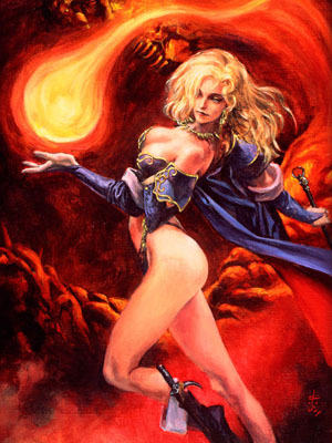 Brandish - Dela Delon artwork