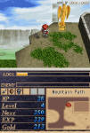Legacy of Ys: Books I & II (Nintendo DS) скриншоты