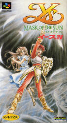 Ys IV: Mask of the Sun (SNES) OST game rip